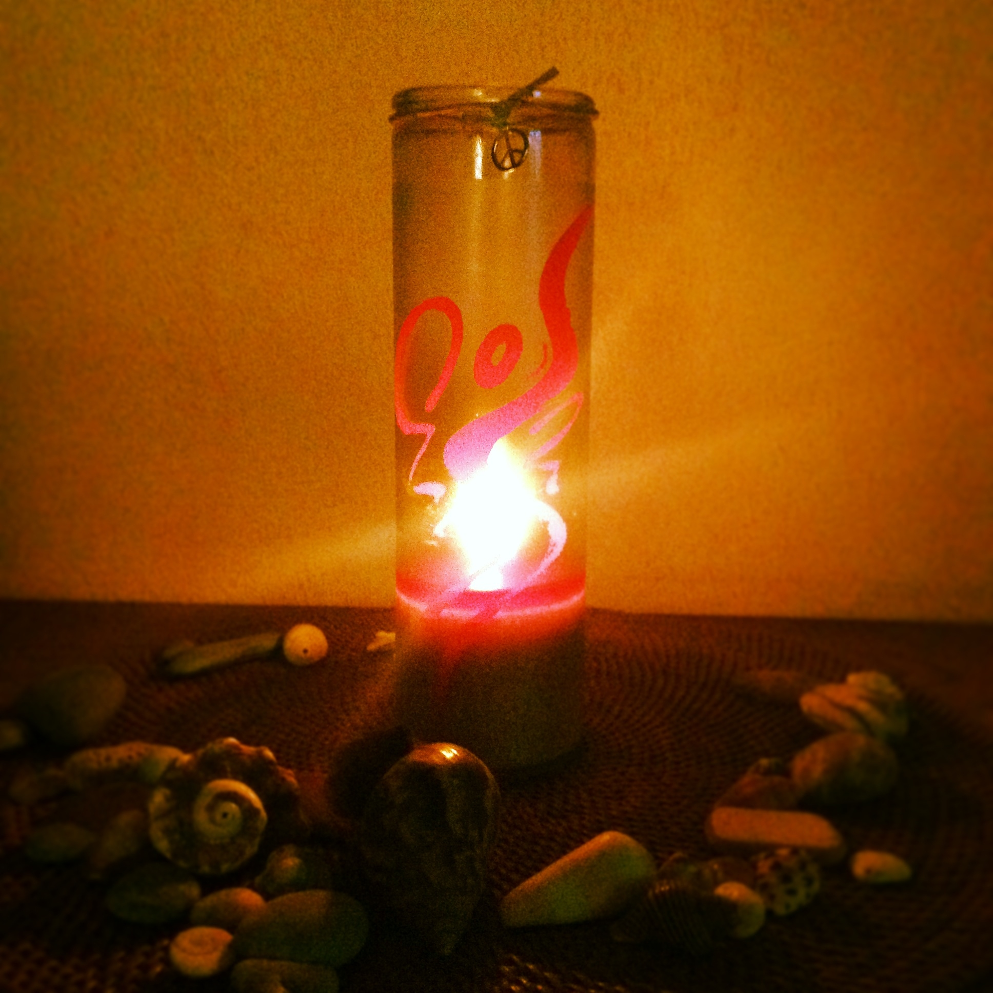 Kerzengläser
